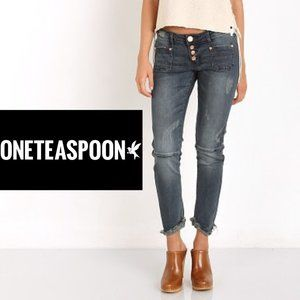 One Teaspoon Super Dupers - Size 26
